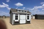 Rent to own deluxe Garden Shed