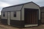 high barn metal sheds