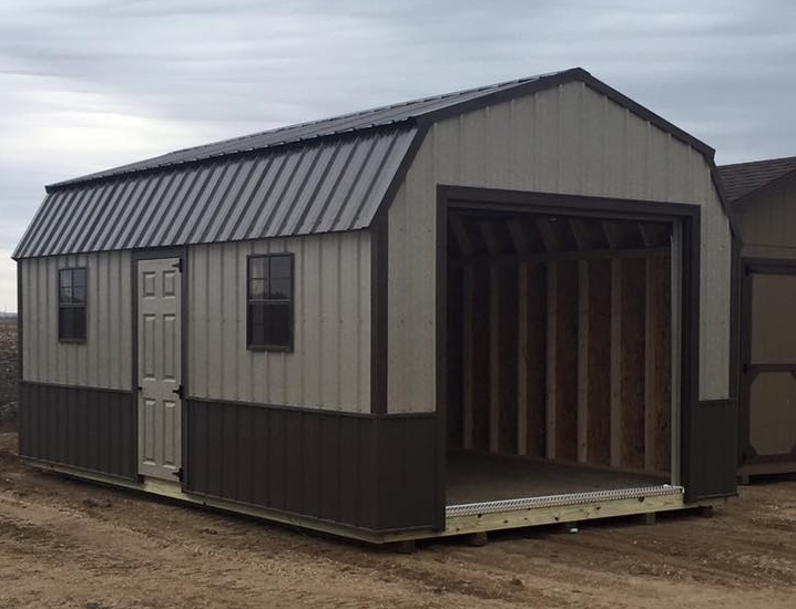 Metal Sided Sheds Well Built Outdoor Sheds With Lasting