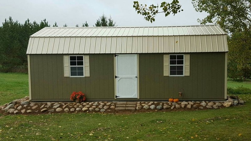 Metal Sided Sheds: Well-Built Outdoor Sheds With Lasting Metal Siding