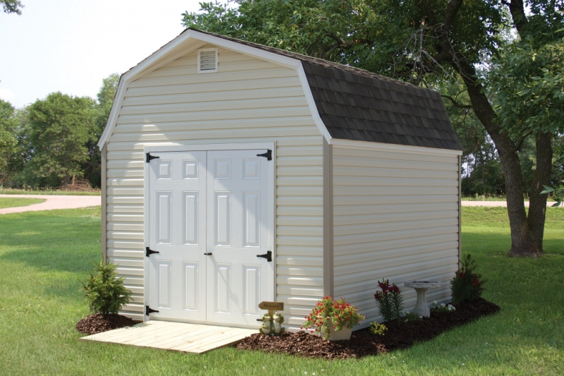 Premium sheds durable and stylish ranch style portable for Durable sheds