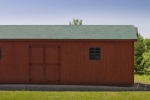 Stained Wooden Sheds For Sale in Spencer IA