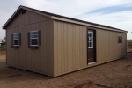 Large Wooden Storage Sheds and Garages in Grand Forks ND