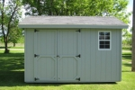 8x12 Wooden Shed For Slae in Fargo, ND