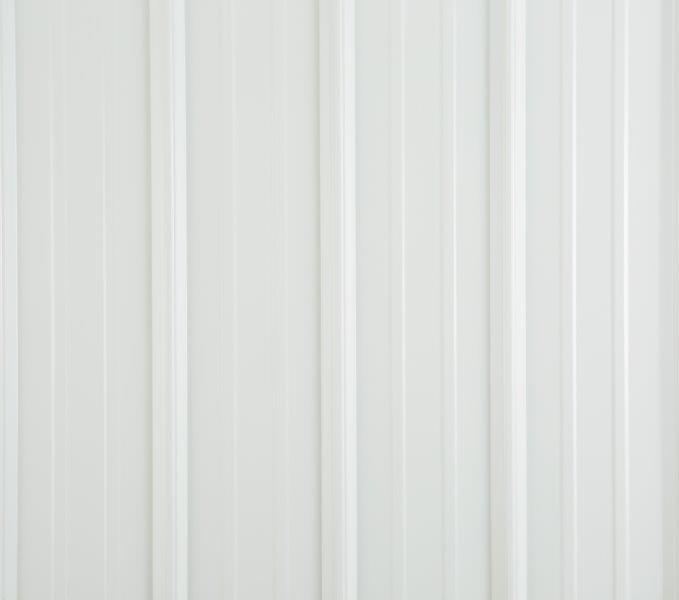 White Sheet Metal : Colors options