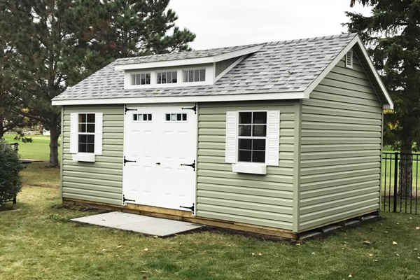 Buy wooden sheds