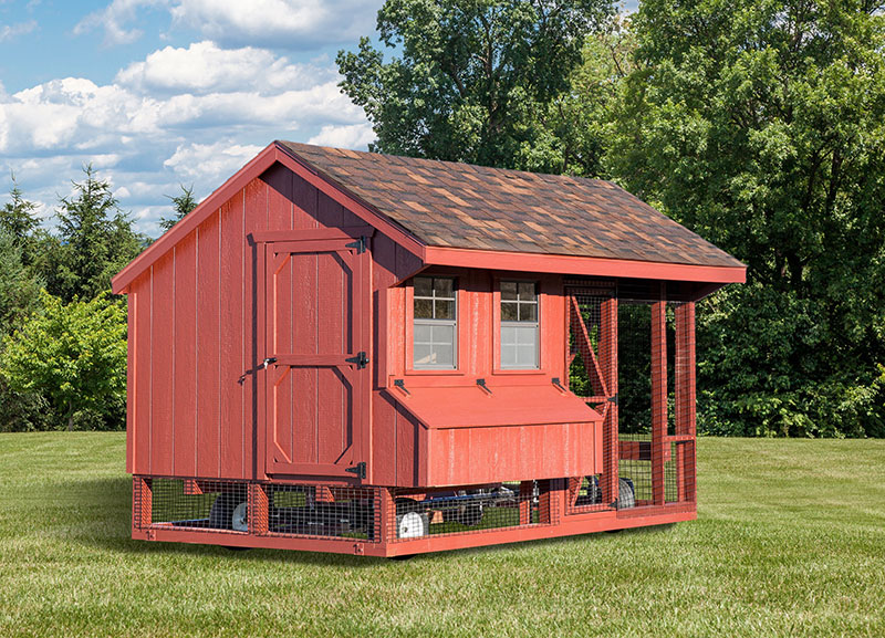 Beatiful chicken coop for sale in minnesota