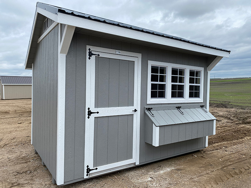 Ranch chicken coop for sale in minnesota