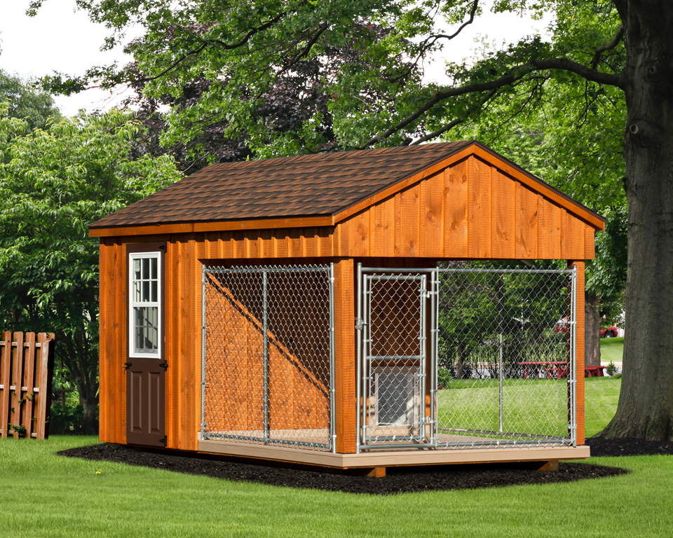 8x12 dog kennels in north dakota insulated