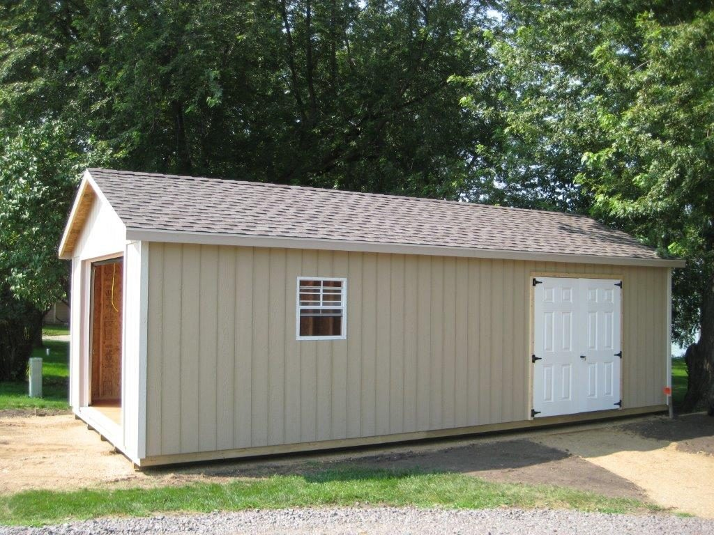 Garage sheds for sale near me