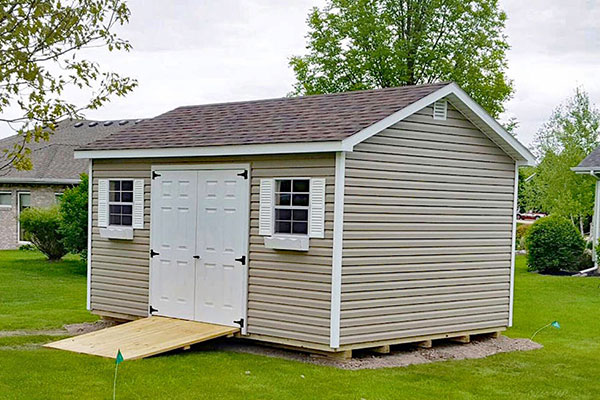 Custom storage sheds for sale in nd
