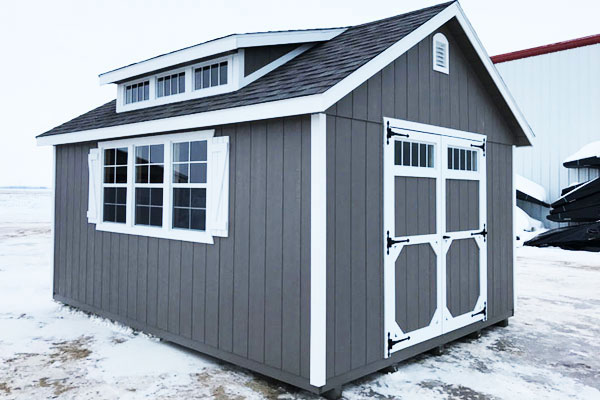 Buy classic storage sheds