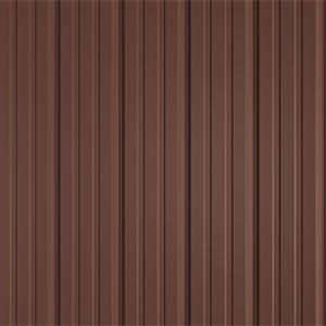 2019 metal shed colors burgandy