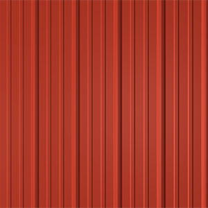 2019 metal shed colors patriot red