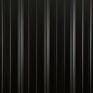 Metal shed colors black