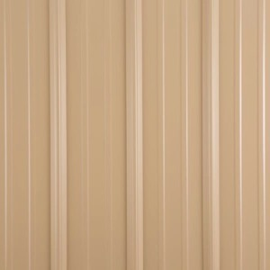 Metal shed colors mocha tan