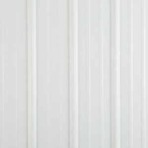 Metal shed colors pure white