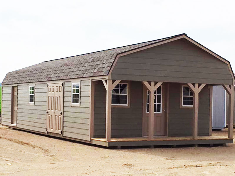 Buy cabin shed porches