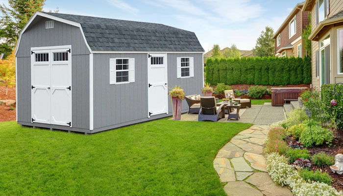 Out Door Cabin Sheds Ideas Hunting Cabin Sheds Cabin living Sheds