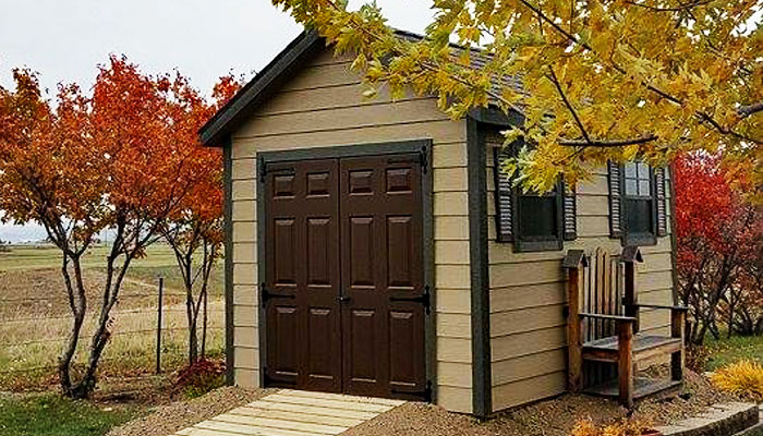 Man Cave Storage Prices : Claim your own space with a man cave shed custom sheds