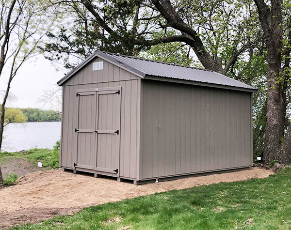 10x12 storage shed for sale economy ranch