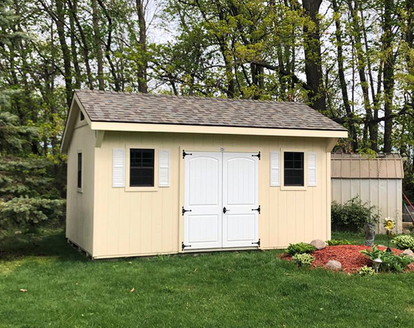 10x16 storage shed for sale quaker