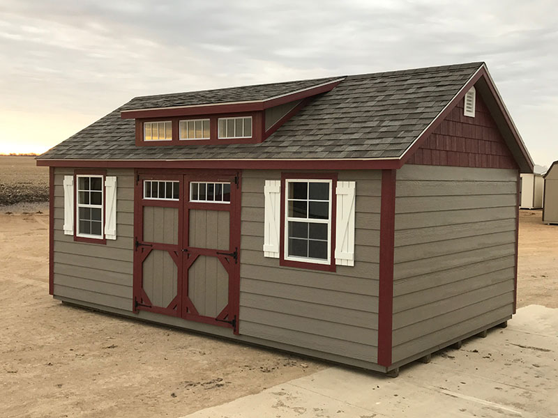 Quality garden sheds for sale