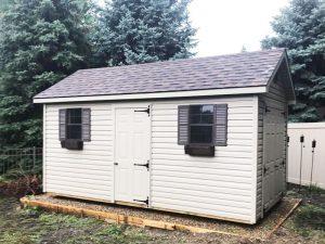 Custom backyard sheds for sale