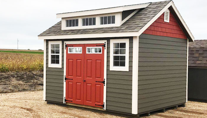 Price of outdoor sheds in north dakota