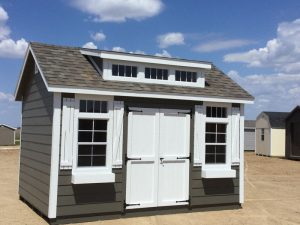 Custom outdoor sheds for sale in mn