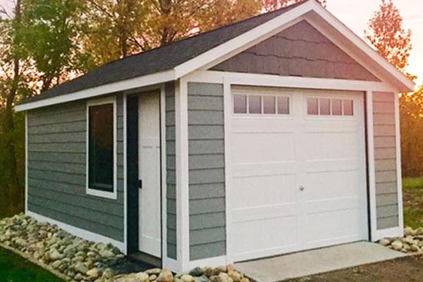 Unique outdoor sheds