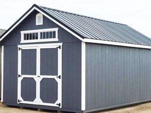 Custom garden shed prices