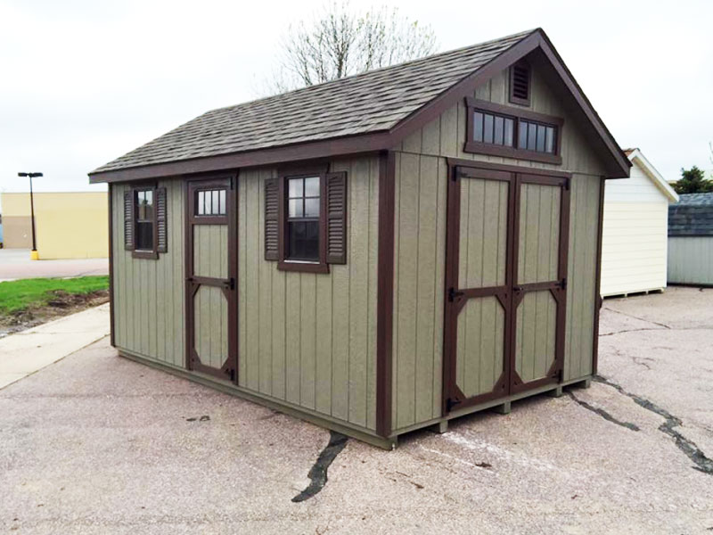 Wooden Garden Shed For Storage