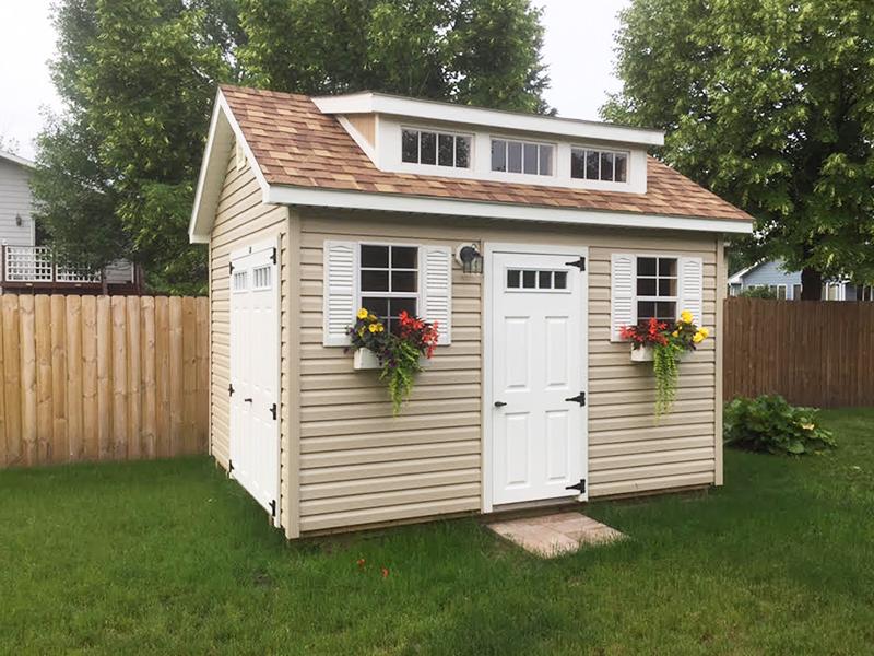 Essential bundle classic shed