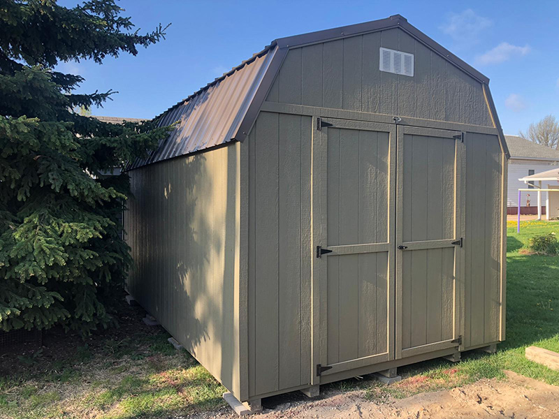 10x16 wood storage sheds for sale in iowa