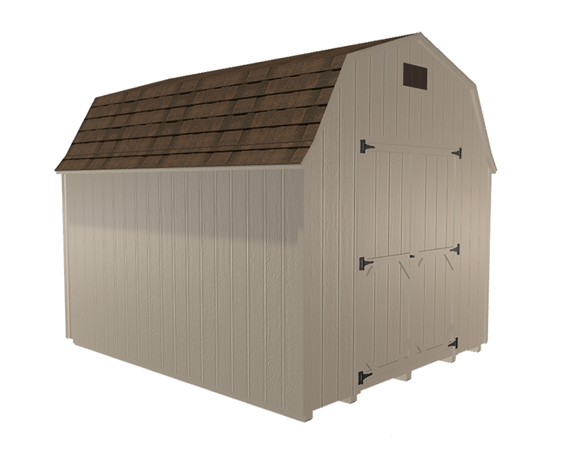 Economy barn wood storage sheds for sale in north dakota