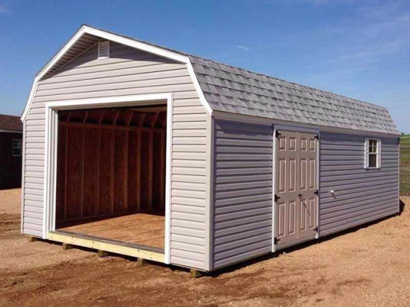 Shop Vinyl Storage Sheds| See 2018 Updated Price List for ...