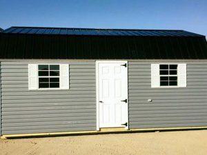 Fargo premium high barn sheds
