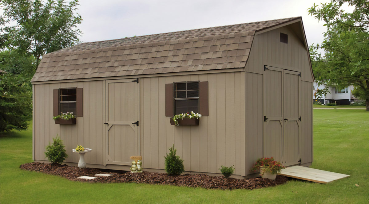 High barn storage sheds for sale in north dakota