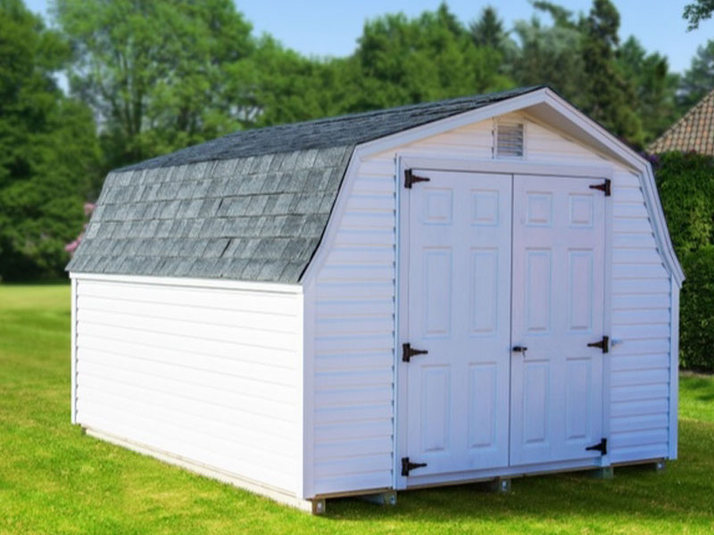 Low Barn Vinyl Shed Photo GALLERY