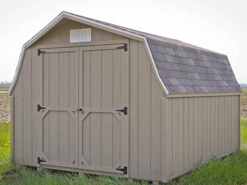 Wooden Portable Barns : Affordable portable low barn sheds for sale in nd sd