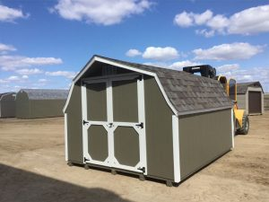 Low barn wooden sheds for sale in nd