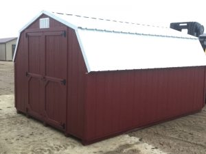 Low barn wooden shedsfor sale
