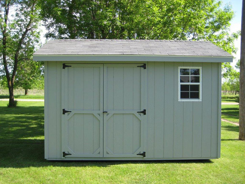 Custom outdoor storage sheds for sale near me