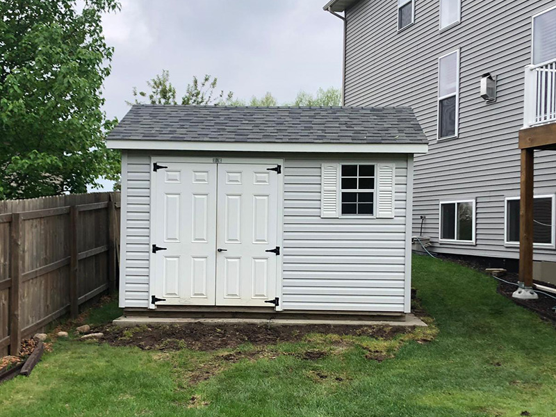 Outdoor storage sheds for sale in minnesota 2