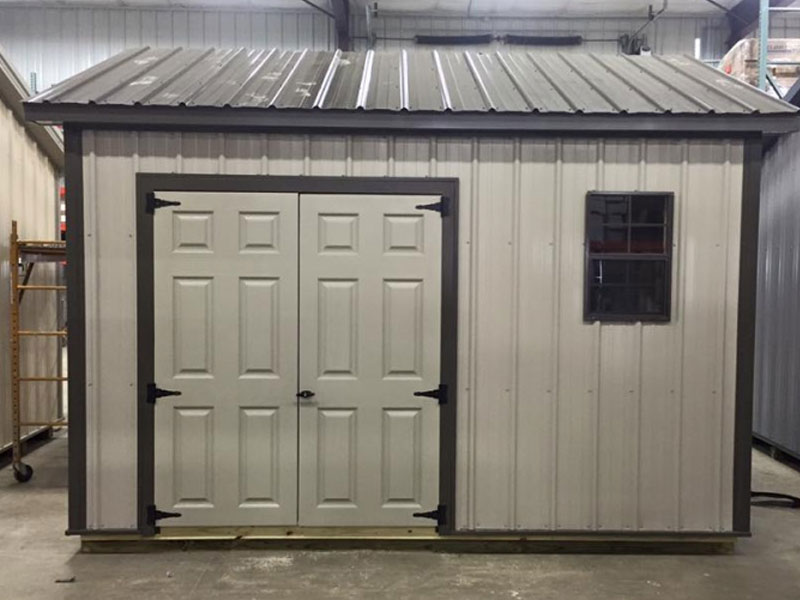 Buy Ranch Metal Shed