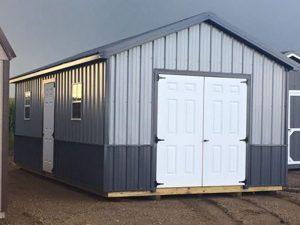 Metal shed pricing in north dakota