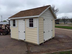 Custom ranch premium sheds in north dekota