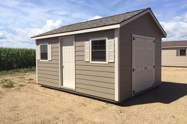 Ranch premium wood sheds in st cloud