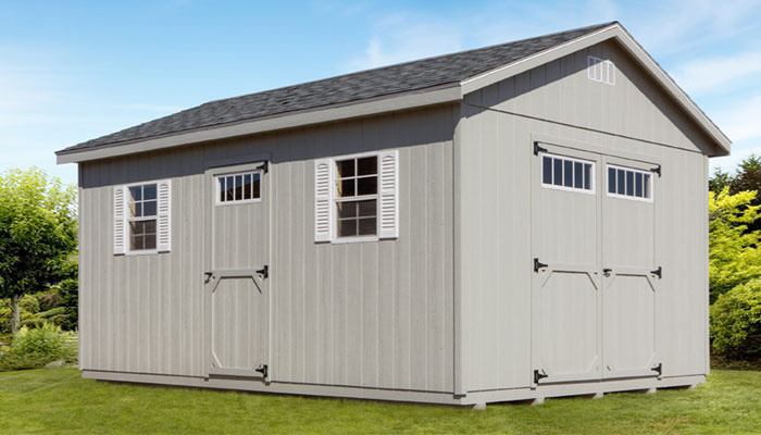 Buy wood shed in north dakota